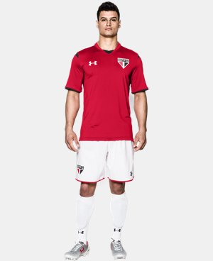 Men's Sao Paulo 15/16 Training Shirt LIMITED TIME: FREE U.S. SHIPPING 1 Color $50