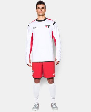 Men's Sao Paulo 15/16 UA Storm Training Midlayer Top LIMITED TIME: FREE U.S. SHIPPING 1 Color $45.99