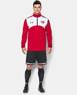 Men's Sao Paulo 15/16 Training ¼ Zip LIMITED TIME: FREE U.S. SHIPPING 1 Color $48.99