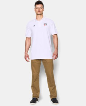 Men's Sao Paulo 15/16 UA Performance Polo LIMITED TIME: FREE U.S. SHIPPING 1 Color $28.49