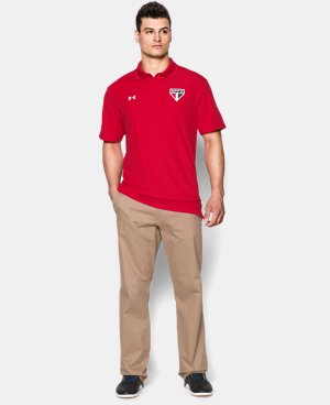 Men's Sao Paulo 15/16 UA Performance Polo  1 Color $23.24 to $28.49