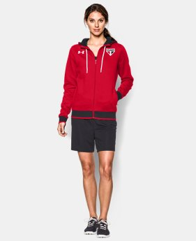 Women's Sao Paulo 15/16 Storm Full Zip Hoodie  1 Color $44.99