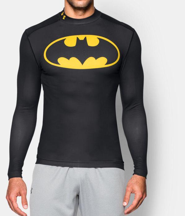 Men's Under Armour® Alter Ego Batman ColdGear® Compression