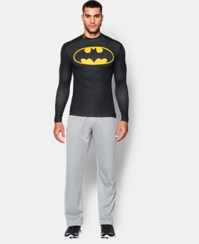 Men's Under Armour® Alter Ego Batman ColdGear® Compression Mock