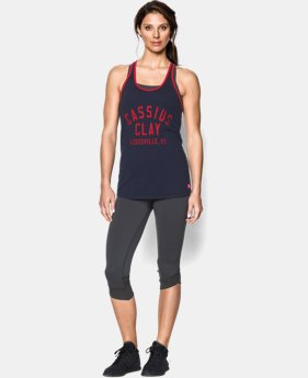 Women's UA Roots Of Fight™ Cassius Clay Tank