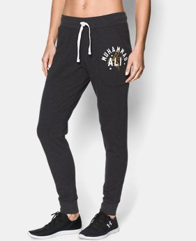 Women's Roots Of Fight Muhammad Ali Sweatpants