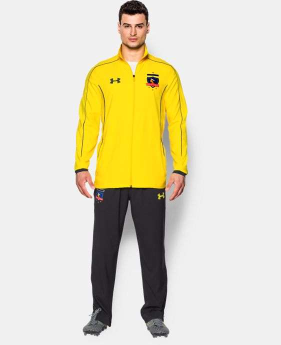 Men's Colo-Colo UA Storm Travel Jacket LIMITED TIME: FREE U.S. SHIPPING 1 Color $52.99