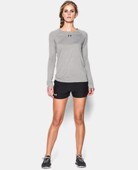Women's Locker Long Sleeve T-Shirt  3  Colors Available $29.99