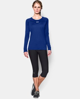 Women's Locker Long Sleeve T-Shirt  1 Color $34.99