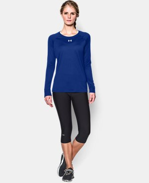 New Arrival  Women's Locker Long Sleeve T-Shirt  2 Colors $34.99