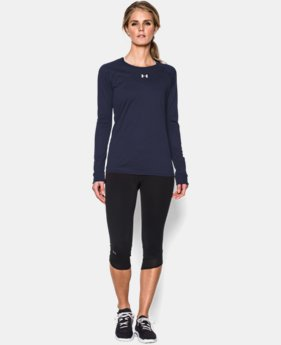 Women's Locker Long Sleeve T-Shirt  2 Colors $34.99