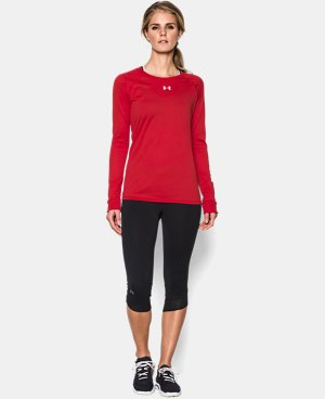 Women's Locker Long Sleeve T-Shirt  1 Color $29.99