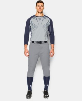 Men's UA Leadoff Baseball Knicker Pants   $22.49