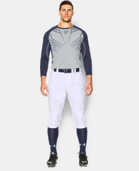 Men's UA Leadoff Baseball Knicker Pants  2 Colors $29.99