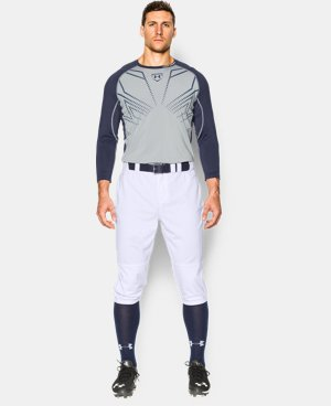 Men's UA Leadoff Baseball Knicker Pants  1 Color $22.49