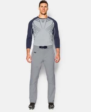 Men's UA ArmourVent™ Baseball Pants LIMITED TIME: FREE U.S. SHIPPING 1 Color $52.99
