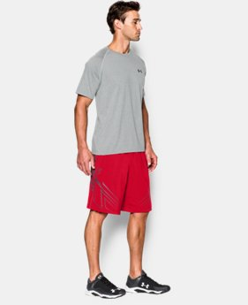 Men's UA Undeniable Baseball Training Shorts   $22.49