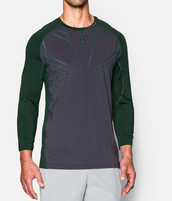 Men 39 s ua undeniable baseball sleeve shirt under armour us for Under armour half sleeve shirt