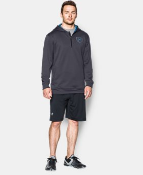 Men's UA 9 Strong ¼ Zip Hoodie