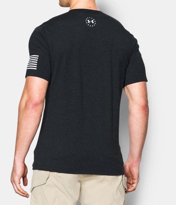 Men 39 S Ua Freedom T Shirt Under Armour Us
