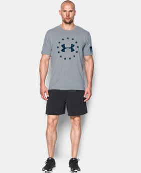 Men's UA Freedom T-Shirt LIMITED TIME: FREE SHIPPING 1 Color $24.99