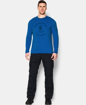 Men's UA Property of WWP Long Sleeve T-Shirt  2 Colors $22.99