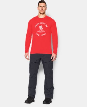 Men's UA Property of WWP Long Sleeve T-Shirt  1 Color $22.99