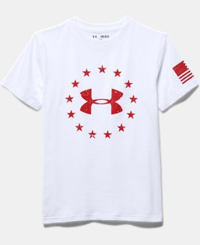 Boys' UA Freedom T-Shirt