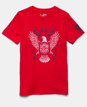 Boys' UA Freedom Eagle T-Shirt