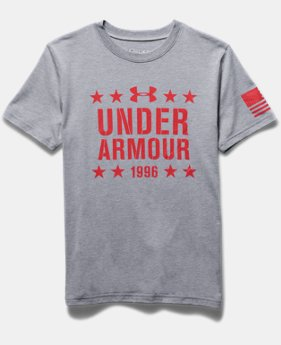 Boys' UA Freedom 1996 T-Shirt