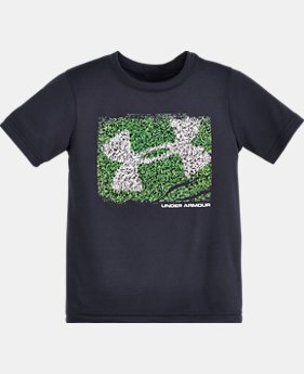 Boys' Infant UA Turf Logo T-Shirt