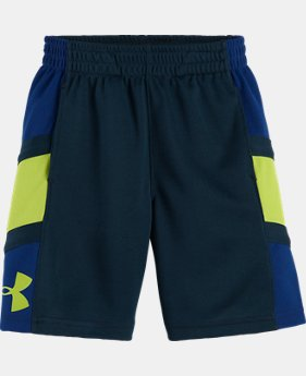 Boys' Pre-School UA Crossover Shorts