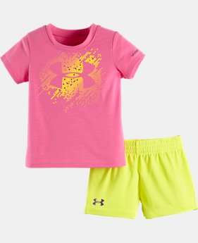 Girls' Infant UA Matrix Set
