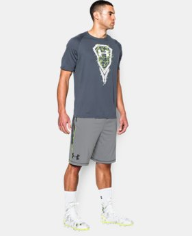 Men's UA Lacrosse Shorts EXTRA 25% OFF ALREADY INCLUDED  $17.99