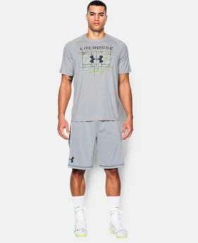 Men's UA Lacrosse Field T-Shirt  1 Color $20.99