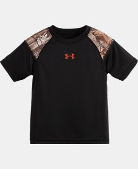 Boys' Toddler UA Real Tree Bangin' Tee