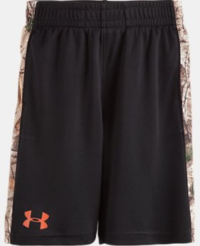 Boys' Infant UA Real Tree Ultimate Shorts