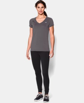 Women's UA HeatGear® Armour Short Sleeve  2 Colors $15.74