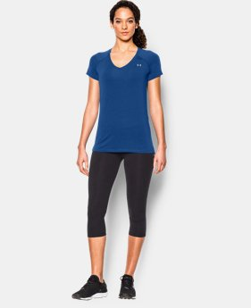 Women's UA HeatGear® Armour Short Sleeve  3 Colors $20.99