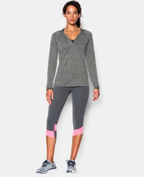 Women's UA Tech™ Twist Long Sleeve Hoodie  4 Colors $26.99 to $33.99