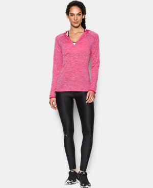 Women's UA Tech™ Twist Long Sleeve Hoodie  1 Color $33.99 to $44.99