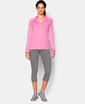 Women's UA Tech™ Twist Long Sleeve Hoodie  2 Colors $25.49 to $33.99