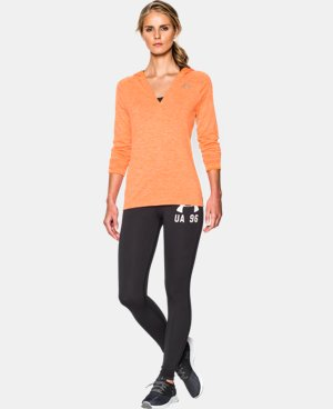 Women's UA Tech™ Twist Long Sleeve Hoodie   $33.99 to $44.99