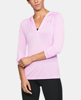 Women's UA Twisted Tech™ Long Sleeve Hoodie LIMITED TIME OFFER 1 Color $34.99