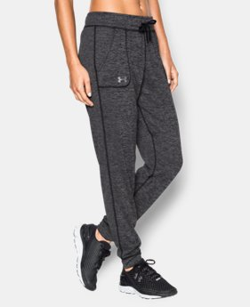 Women's UA Tech™ Twist Pants LIMITED TIME OFFER 3 Colors $31.49