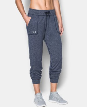 Women's UA Tech™ Twist Pants LIMITED TIME OFFER 2 Colors $31.49