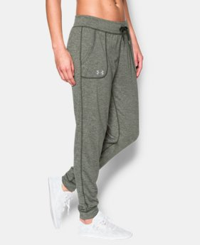 Women's UA Tech™ Twist Pant  3 Colors $33.99