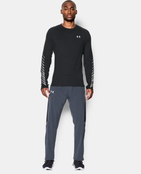 Men's UA ColdGear® Infrared Run Long Sleeve  1 Color $48.99