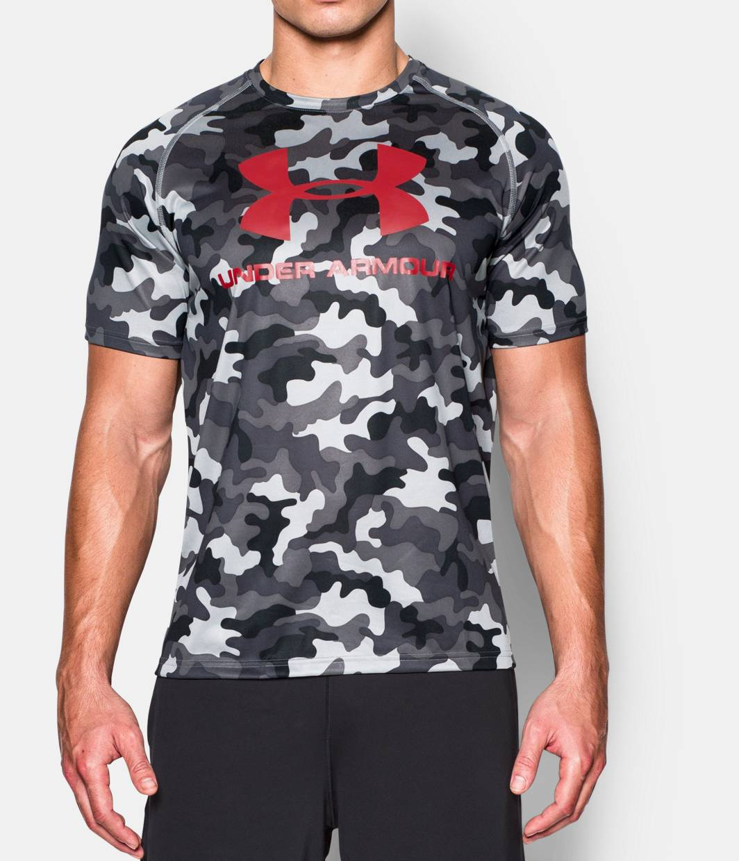 Men S Ua Tech Sportstyle Printed T Shirt Under Armour Us