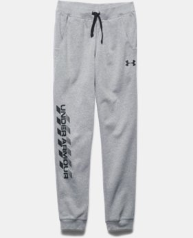 Boys' UA Surge Fleece Pants